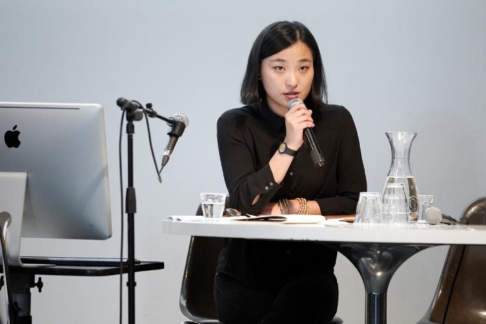 BAR Apéro Talk: XIAOYU WENG