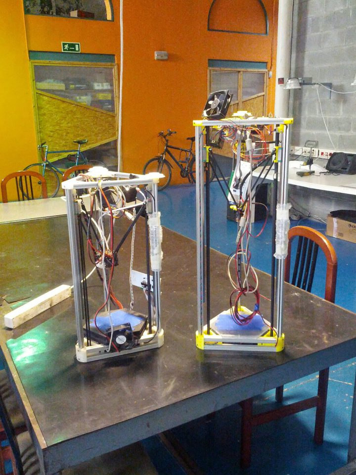 [ Dijous Oberts ] Instruccions per a l'autoservei de les impressores 3D de Faboratory