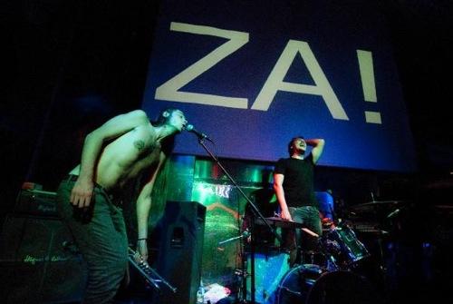 La darrera visita narrada, amb ZA!