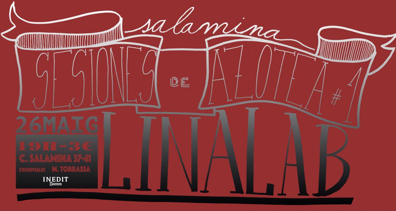SESIONES DE AZOTEA #1 Linalab