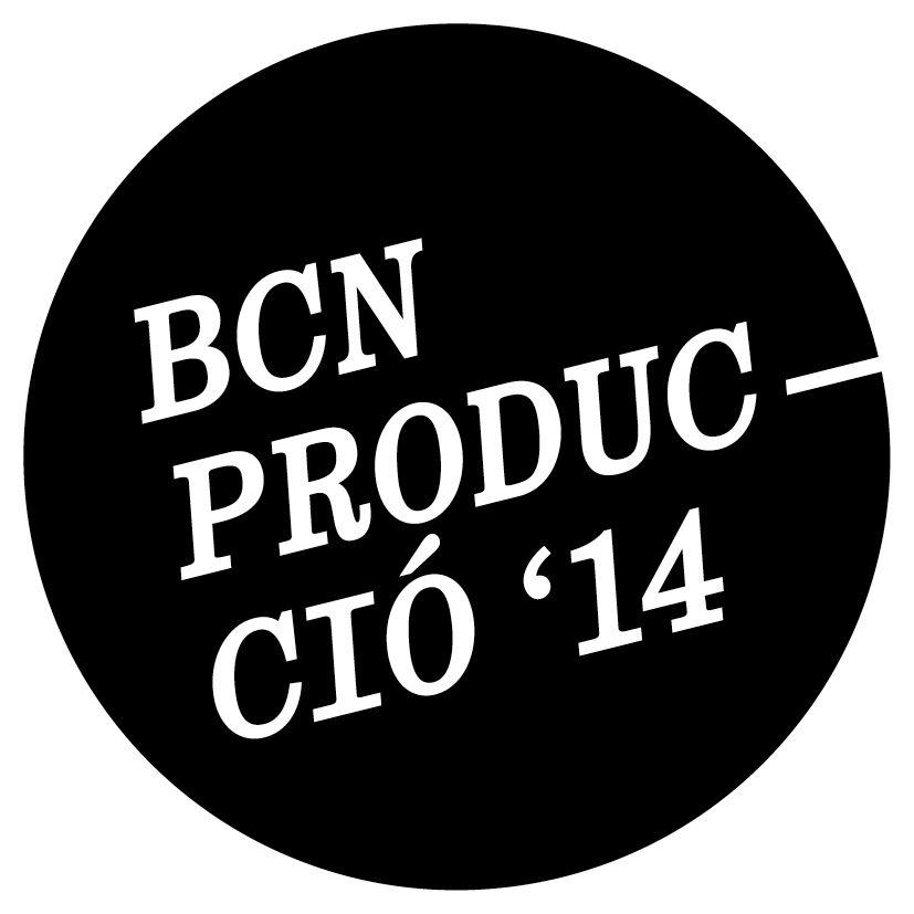 BCN Producció'14. Sala Gran i Espai Cub