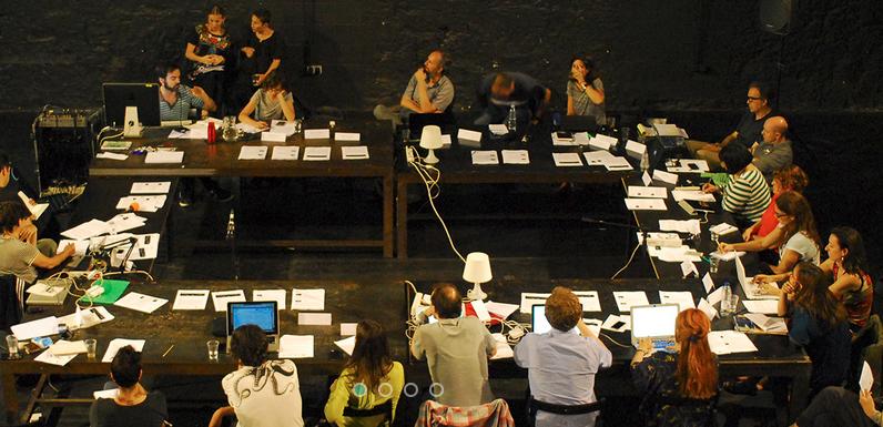 CAiRE: I Forum de Recerca Artística Barcelona (FARB)