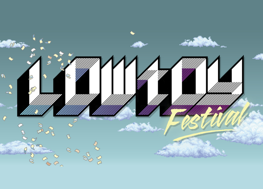 LOWTOY FESTIVAL #2 Festival Internacional de música 8 Bit & Art electrónic de Barcelona
