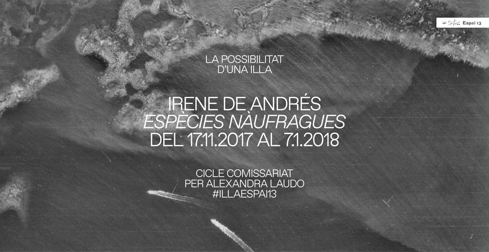 Irene de Andrés-Espècies Nàufragues