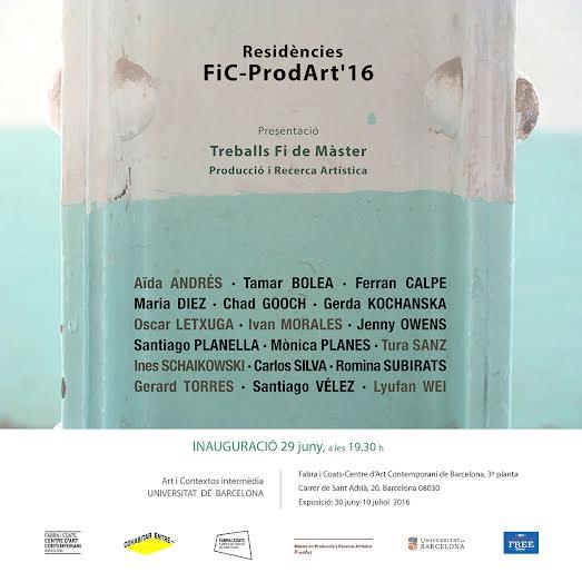 FiC-ProdArt'16