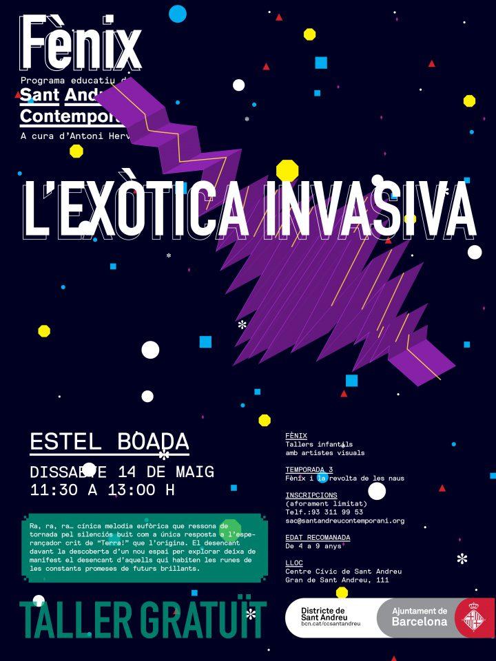 Fènix i la revolta de les naus: L'exòtica invasiva
