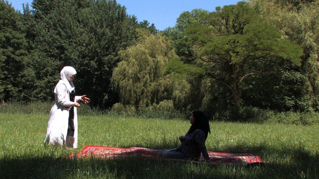 Les Bosquets (2011), de Florence Lazar. Programa de cinema conduït per Carlos Losilla