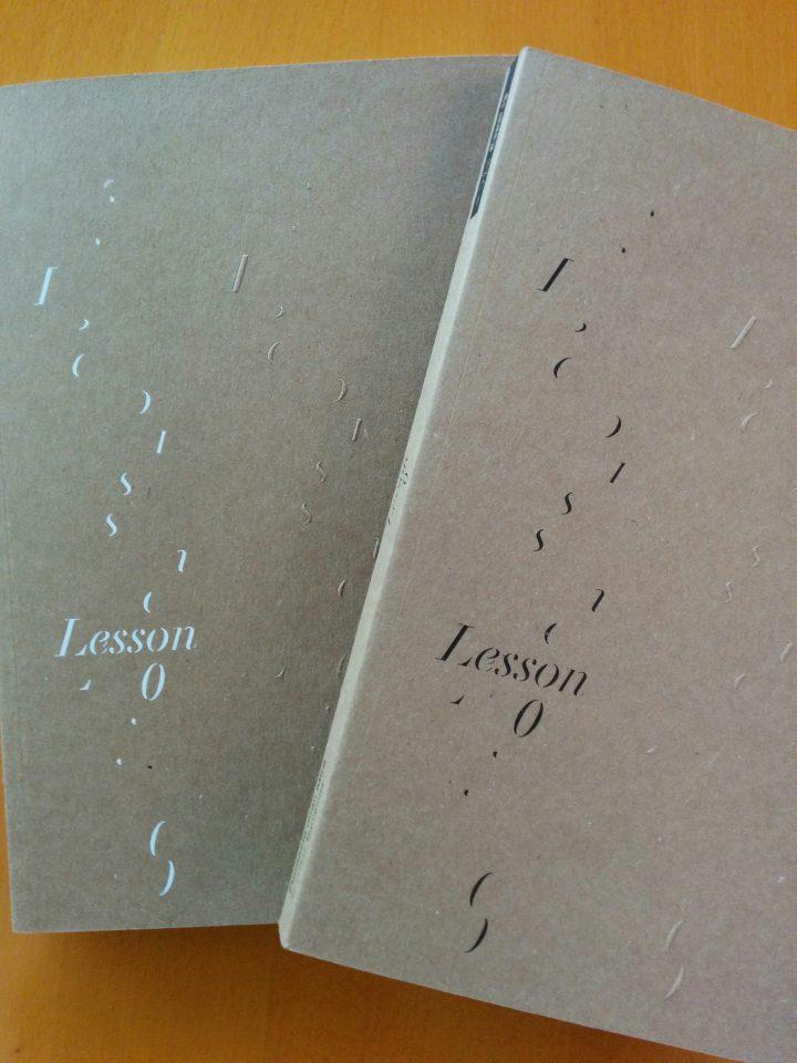 Presentació publicacions Lesson 0