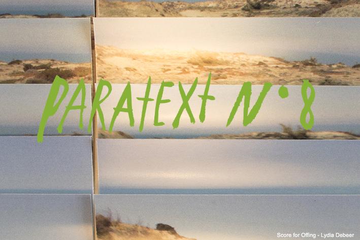 PARATEXT nº8