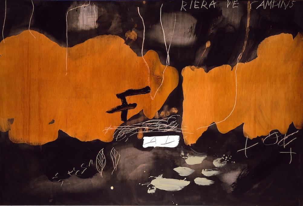 (ENG) Inauguració: Tàpies. Col·lecció d'artista