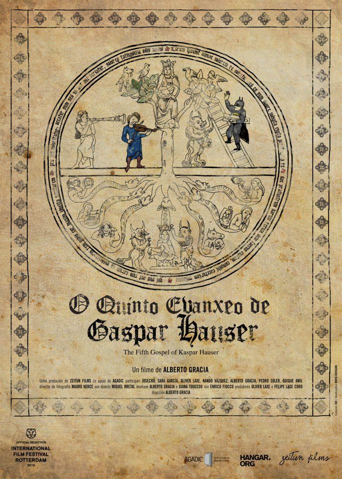 """Proyección de """"El quinto evangelio de Gaspar Hauser"""" + """"Las más macabras de las vidas"""""""