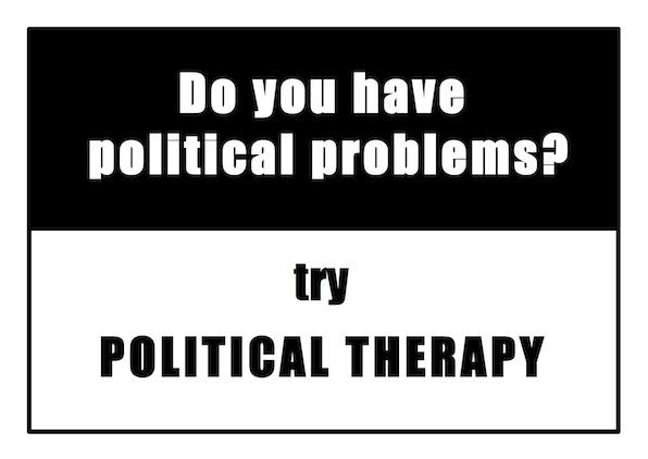 Valentina Desideri: Political Therapy