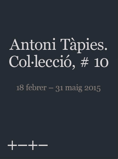 'Antoni Tàpies. Col·lecció, #10′