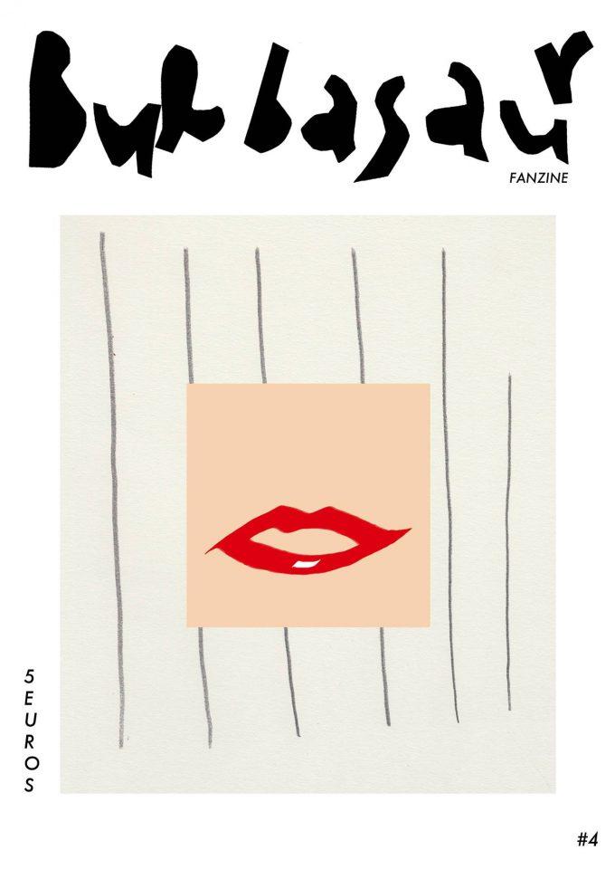BULBASAUR presentació fanzine número 4