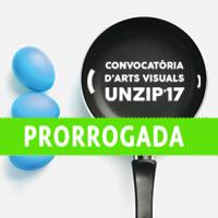 Convocatòria d'Arts Visuals /UNZIP 2017