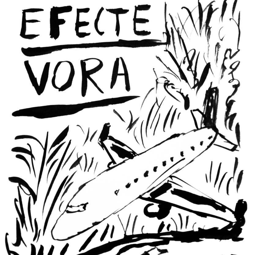 Efecte Vora: recorregut performatiu a la reserva natural del Delta del Llobregat