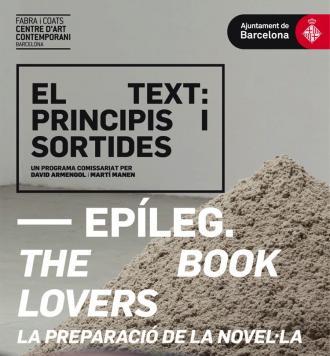 Epíleg. The Book Lovers