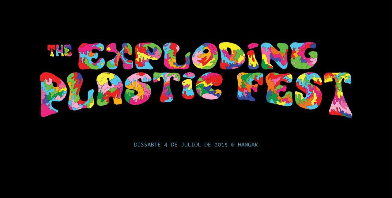 THE EXPLODING PLASTIC Fest #01