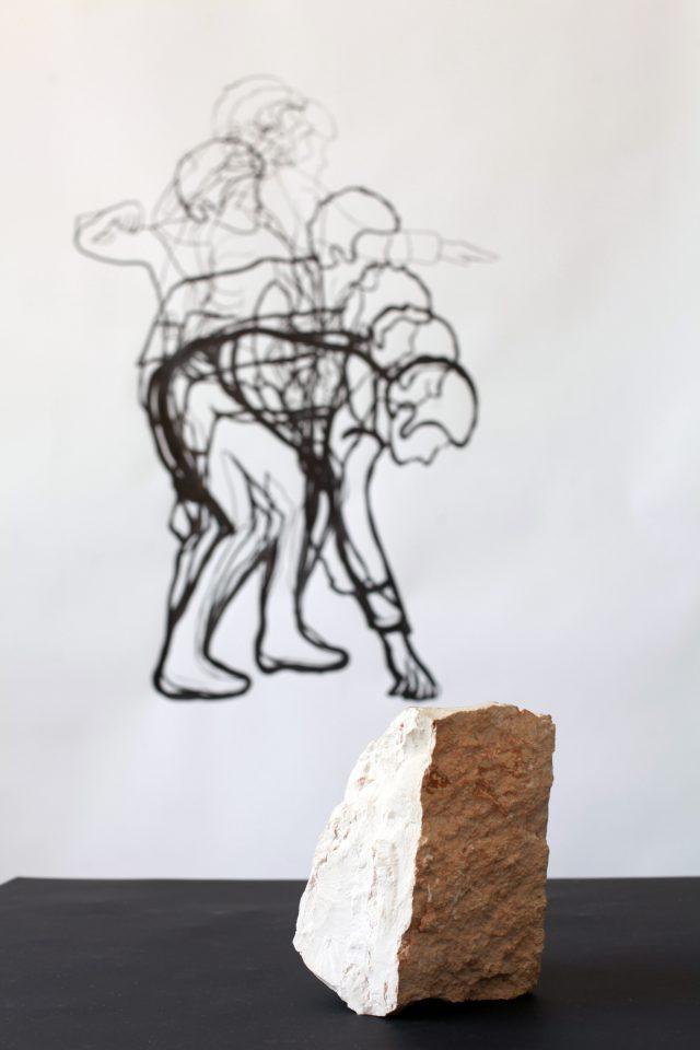 És millor ser artista o pedra?