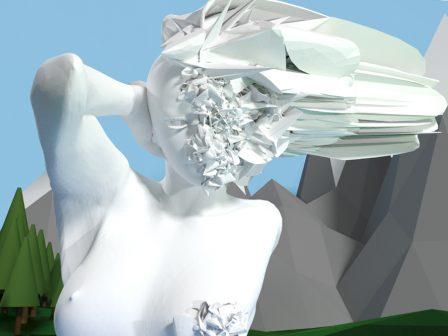 """Taller """"Estètiques de l'error digital: Taller glitch per a la creació audiovisual i 3D"""""""