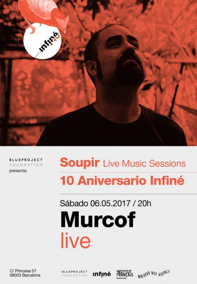 Cicle de concerts SOUPIR: Murcof en viu
