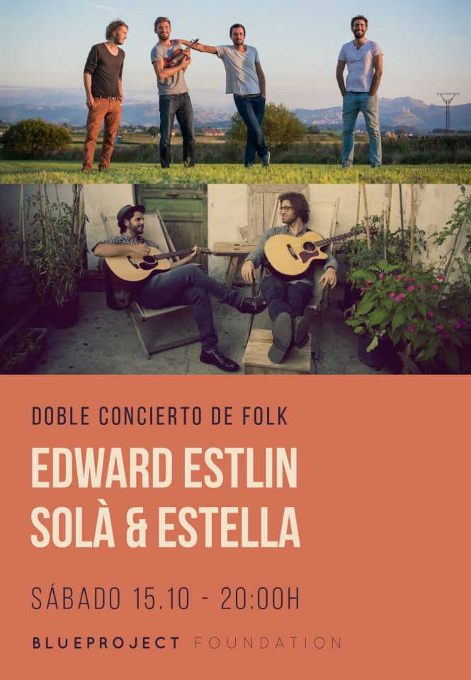 Bluenight: doble concert de folk