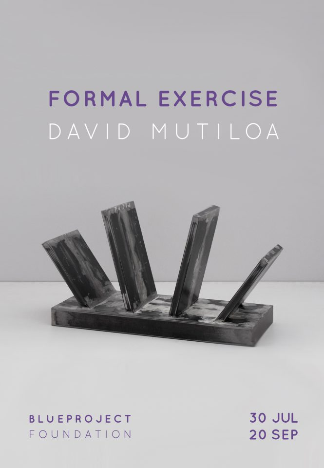 """Formal exercise"" de David Mutiloa"