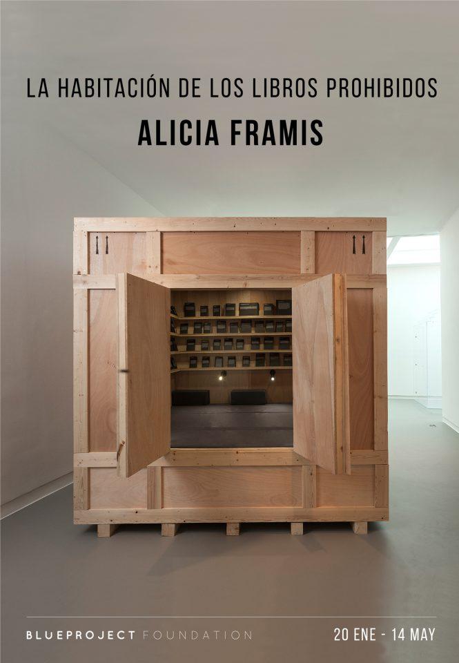 """""""L'habitació dels llibres prohibits"""" d'Alicia Framis"""