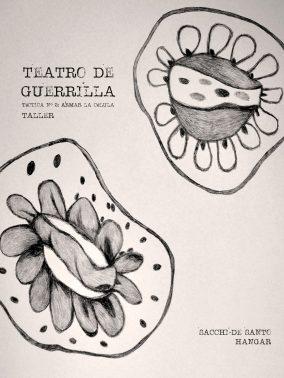 "Taller ""Teatro de Guerrilla"""