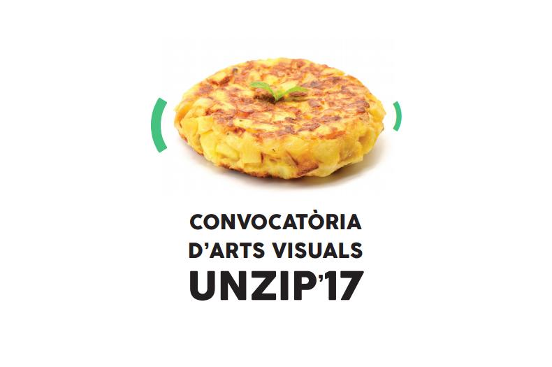 RESOLUCIÓ CONVOCATÒRIA ARTS VISUALS /UNZIP 2017