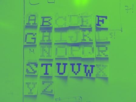 TYPE:BITS: Taller de tipografia digital lliure