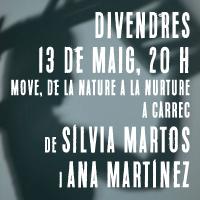 El cos a la intemèrie (Performance a càrrec d'Ana López i Joana Romero)