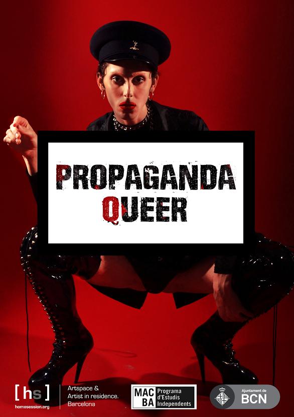 EQUIPO PALOMAR. Propaganda Queer