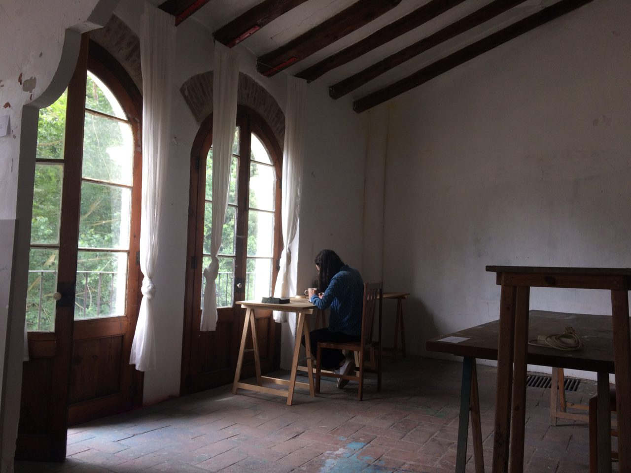 Convocatòria de Residència per a Escriptors