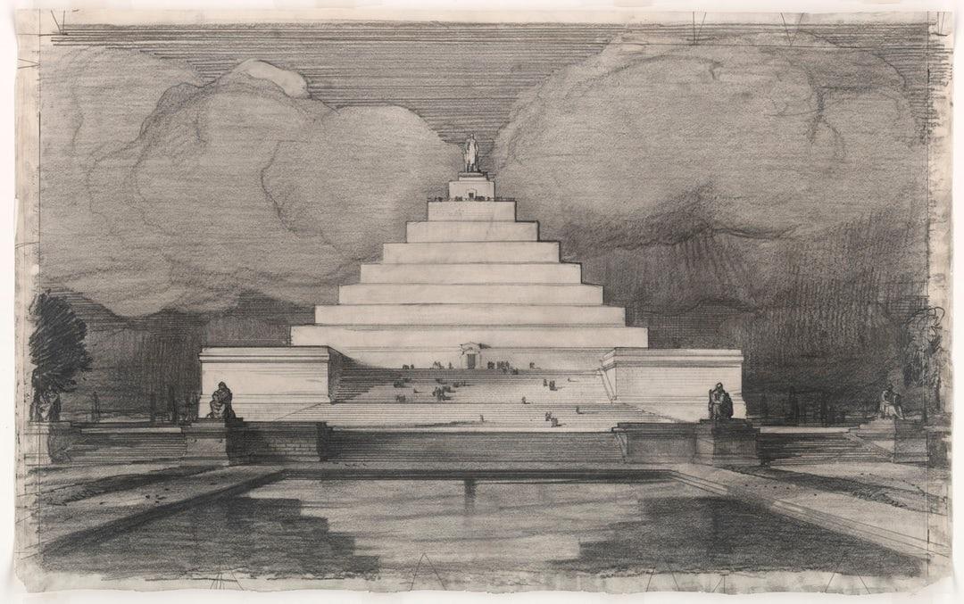 L'art modern i Sumer (I): les estàtues ens miren