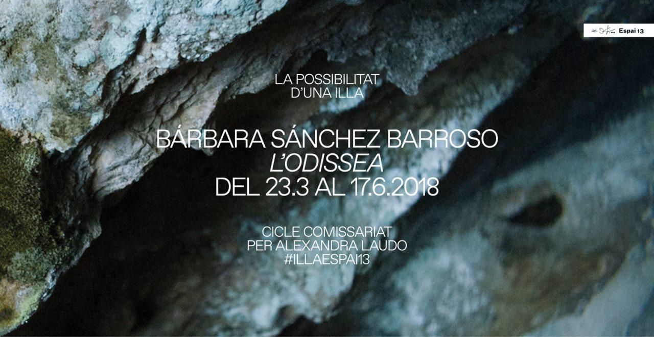 Bárbara Sánchez Barroso-L'Odissea