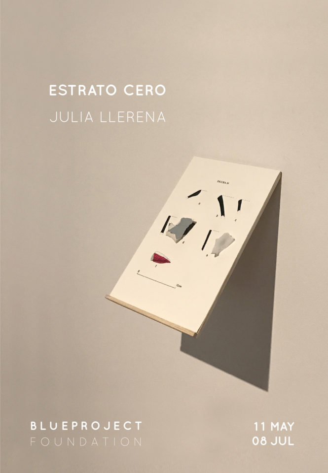 """Inauguració """"estrat zero"""" de Julia Llerena"""