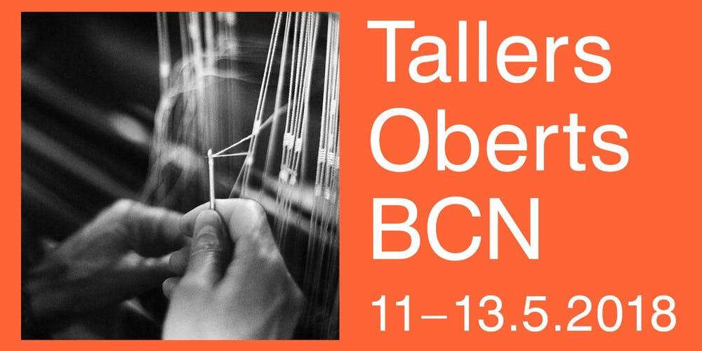 Tallers Oberts Barcelona — Imprimir com acte col·lectiu