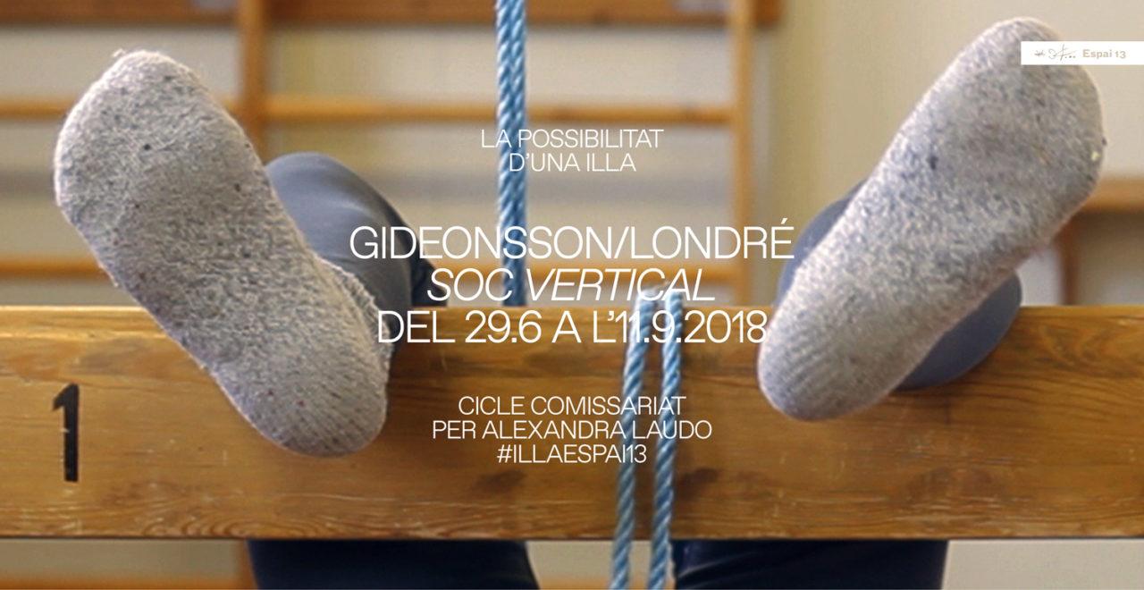 Gideonsson/Londré – Soc vertical
