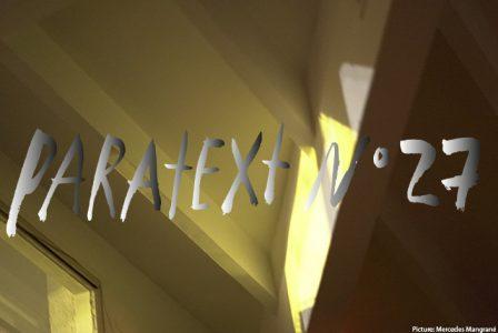 Paratext n#27 amb Mercedes Mangrané, Birde Vanheerswynghels, Liv Schulman i Andrea Ganuza