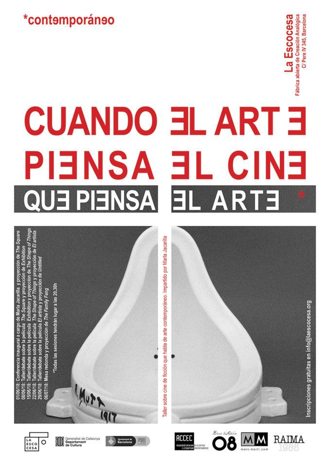 Cinema a la fresca amb 'Exhibition' i Marla Jacarilla