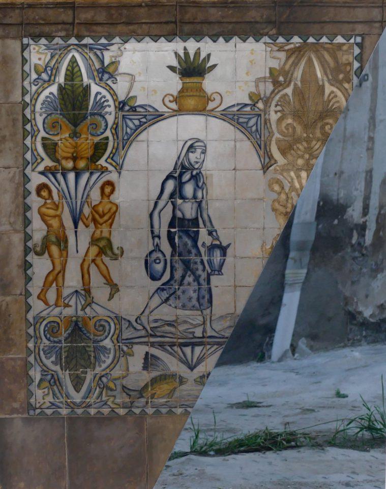 (De)formacions: Desenvolupament de projectes de modernització del patrimoni a través de la pintura