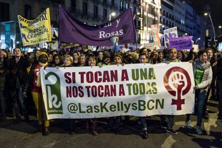 """""""Lluites de dones a la Barcelona precària. Les kellys"""": exposició en línia d'Hamaca"""
