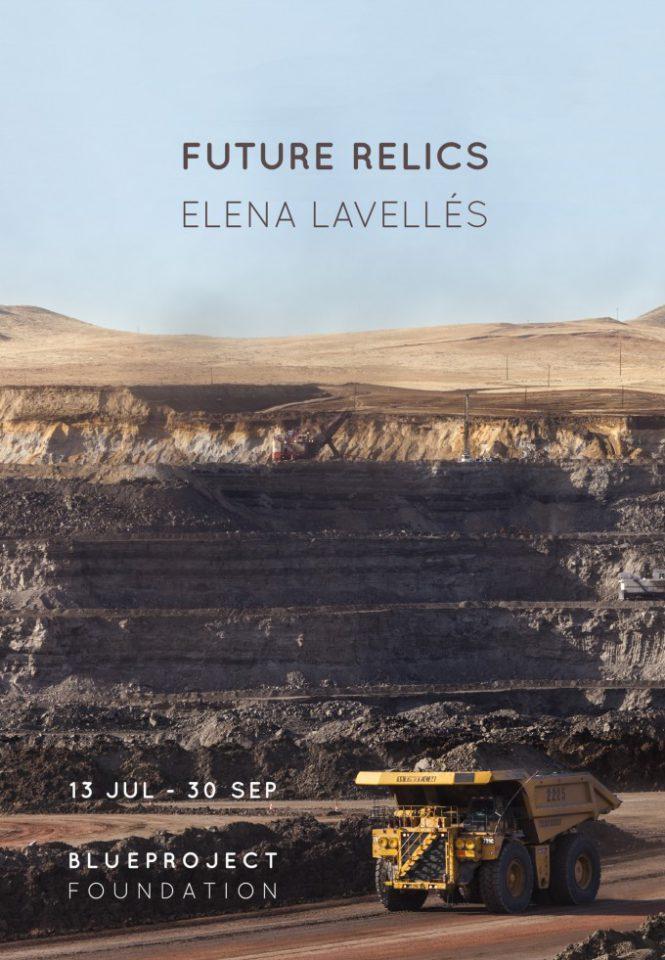 """""""Future Relics"""" d'Elena Lavellés"""