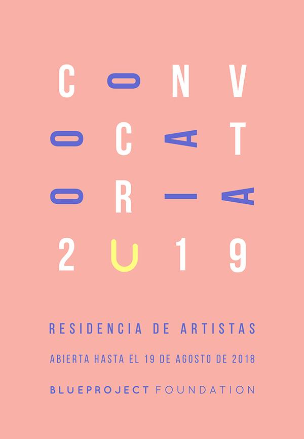 CONVOCATÒRIA DE RESIDÈNCIA D'ARTISTES 2019