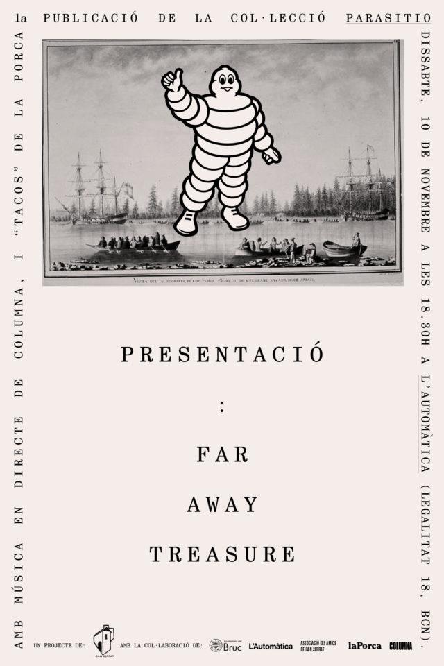 """Presentació de """"Faraway Treasure"""" a L'Automàtica"""