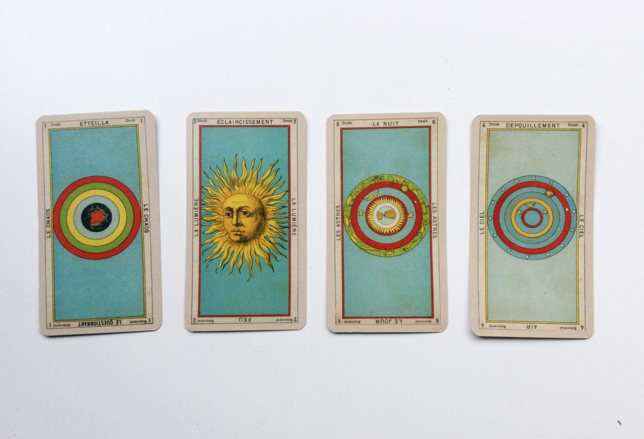 """Isa Carrillo: """"Oraculum I. Lo creador, el cielo-Le Chaos"""""""