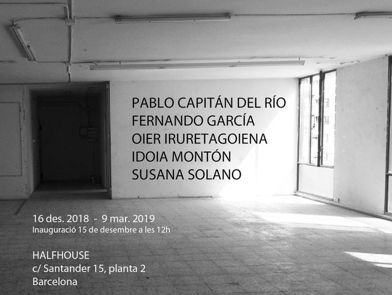 Pablo Capitán del Río, Fernando García, Oier iruretagoiena, Idoia Montón, Susana Solano