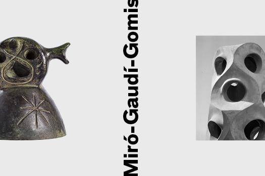 Miró-Gaudí-Gomis
