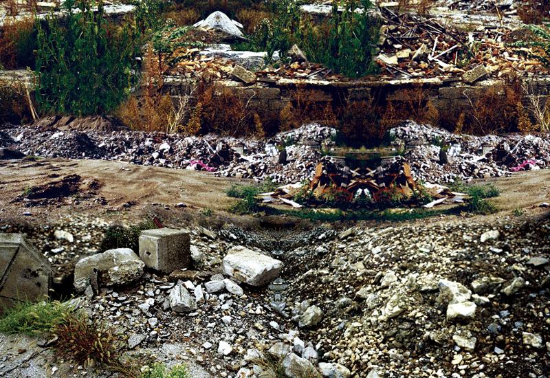 Recreant ruïnes